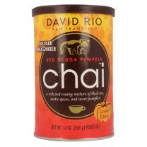 David Rio Chai Red Panda Chai Pumpkin 398 g