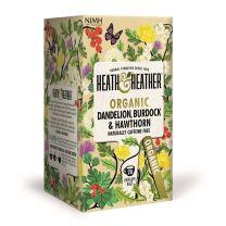 Organic Dandelion, Burdock & Hawthorn