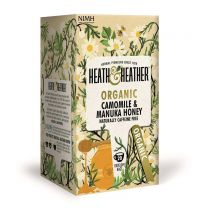 Organic Camomile & Manuka Honey