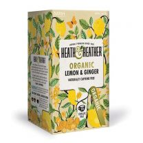 Organic Lemon & Ginger