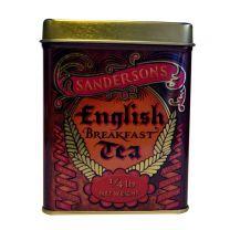 Engelsk Te Dåse Sort 100 g