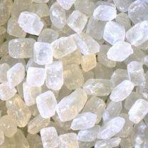 Hvide kandis diamanter 300 g