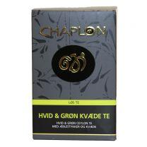 Chaplon Hvid og Grøn Te med kvæde refill Økologisk 100 g