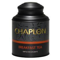 Chaplon Breakfast Tea dåse Økologisk 160g