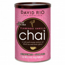 David Rio Chai Flamingo Vanilla 337 g
