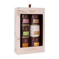Whittard Hot Chocolate Selection 6x120g