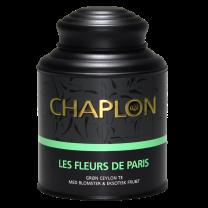 Chaplon Les fleurs de Paris Te Dåse Økologisk 160 g
