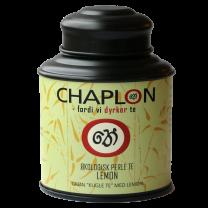 Chaplon Grøn Perle Te Lemon dåse Økologisk 80 g