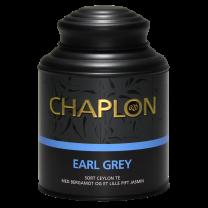 Chaplon Earl Gray Te Dåse Økologisk 160g