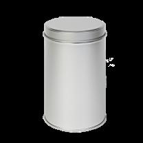 Sølvdåse rund ø10,7 500g