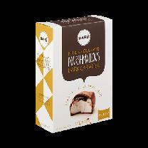 Barú Milk Chocolate Dark Caramel Marshmallows, 60 g
