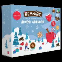 Beanies Instant Kaffe Julekalender 2021