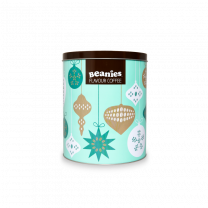 Beanies Tin `Christmas` Mixed Flavour Instant Sticks