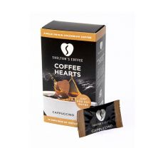 Shelton's Coffee Hearts Cappuccino
