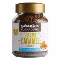 Beanies Creamy Caramel Decaf 50g