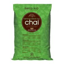 David Rio Chai Tortoise Green Tea 1,814 kg Pose