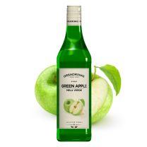 ODK Grøn Æble Sirup 750 ml Glas