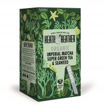 Organic Imperial Matcha Green Tea & Seaweed