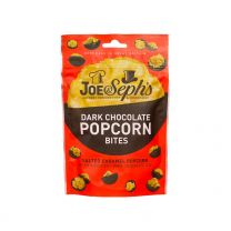 Joe & Seph's Popcorn Bites Dark Chocolate 63g