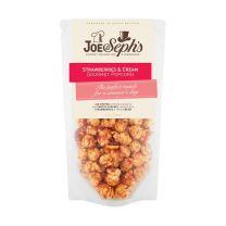 Joe & Seph's Popcorn Strawberry & Cream 80g