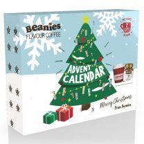 Beanies Instant Kaffe Julekalender
