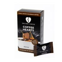 Shelton's Coffee Hearts Mocha