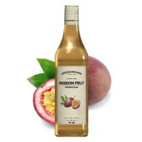 ODK Passionsfrugt Sirup 750 ml Glas