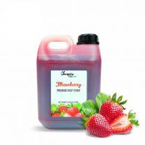 Premium Jordbær Sirup 2l