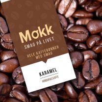 Mokk Karamel Kaffe 250g