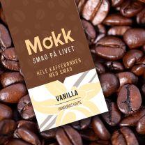 Mokk Vanilla Kaffe 250 gr.