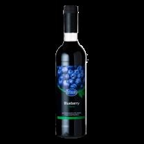 Modo Blåbær Sirup 750 ml