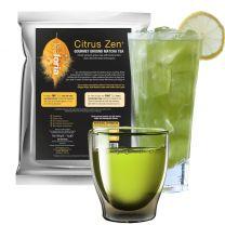 Teaforia Citrus Zen Matcha Ice Tea 1kg