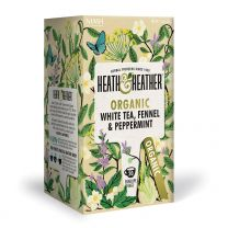 Organic White Tea Fennel and Peppermint